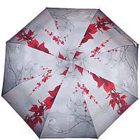 Женский полуавтоматический зонт zest z23625-4025-y на три сложения