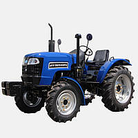 Трактор ДТЗ 5244НРХ (3 цил., гидроус., КПП 9+9, комф. сид., 2 насоса гидрав)