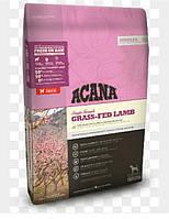 Сухий корм для собак ACANA Grass-Fed Lamb 11,4кг kg(акана гресс-фед ламб)