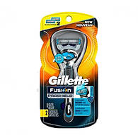 "Станок Gillette ""Fusion"" Proshield Chill Flex Ball (2)"