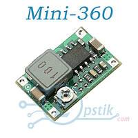 Модуль Mini360, DC-DC понижающий преобразователь