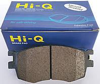 Колодки тормозные передние Hyundai Accent 06-10 гг. Hi-Q (SP1186)