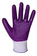Перчатки синтетика (нейлоновые с нитриловым покрытием) Seven WN-1003 69204