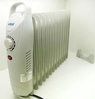 Обогреватель масляный бытовой 1300W 13 секций, фото 1