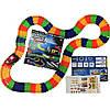 Magic Tracks гнущий светящийся трек 165 деталей, Меджик трек гоночная трасса, конструктор - подарок для детей, фото 3