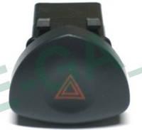 Renault Clio II 01-05 кнопка аварийки указатель аварийной сигнализации переключатель опасности аварийка