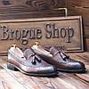 Турецкие мужские кожаные туфли лоферы  40-44 размер , фото 2