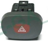 Renault Clio II 98-01 кнопка аварийки указатель аварийной сигнализации переключатель опасности аварийка