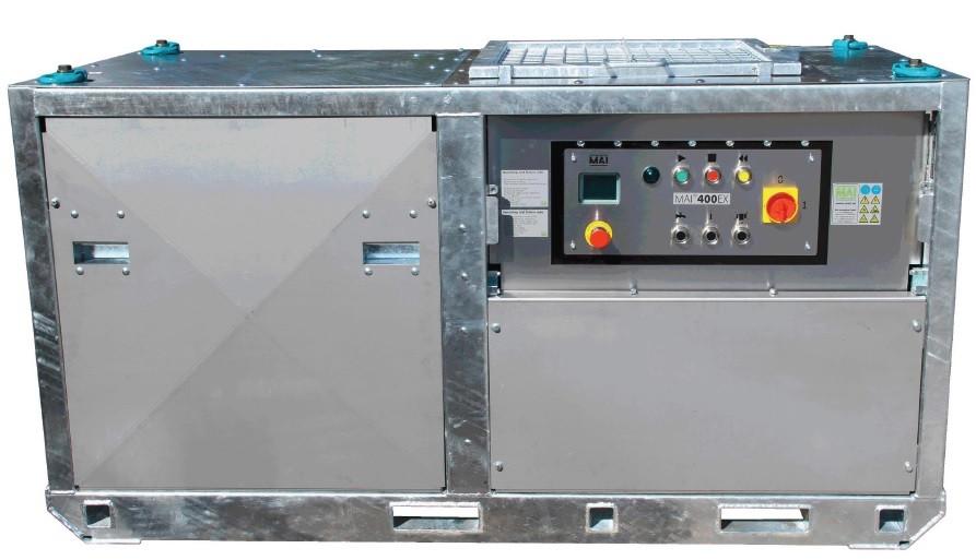 Універсальний розчинозмішувальний насос MAI 400 EX