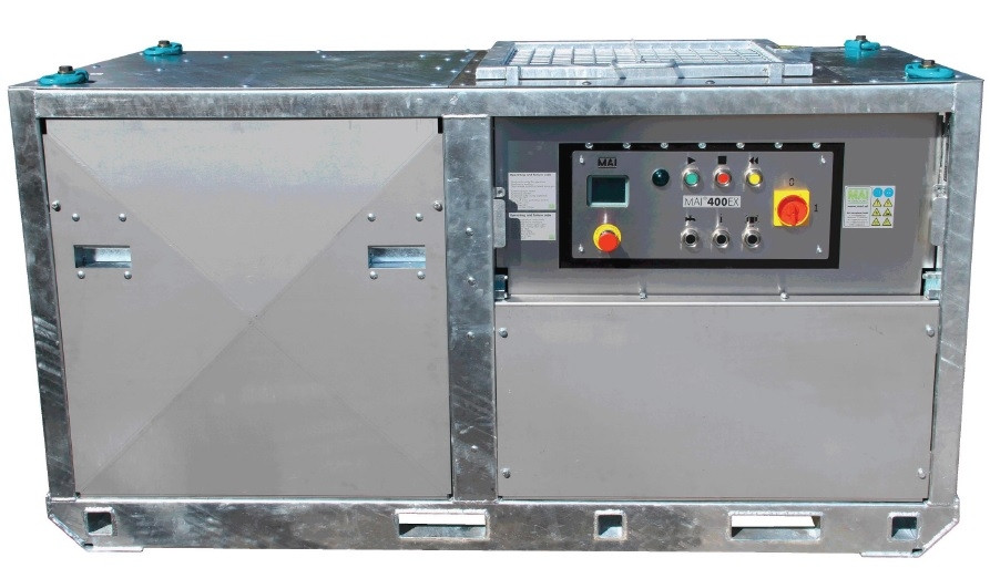 Универсальный растворосмесительный насос MAI 400 EX
