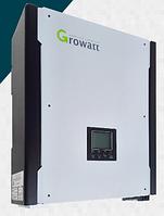 Гибридный инвертор Growatt Hybrid 3000 HY 1 фаза 2 MPPT