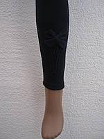Лосіни утеплені, з бантиками для дівчинки (3-4 роки)