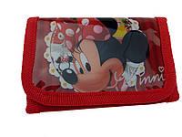 Красный кошелек для девочки