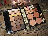 Набор для макияжа № 6 MAX MAR консиллер хайлайтер тени для бровей , фото 1