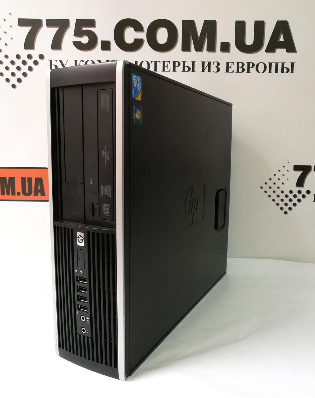 Компьютер HP 8100 (Desktop), Intel Core i3-540 3.06GHz, RAM 4ГБ, HDD 160ГБ