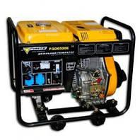 Генератор Forte fgd 6500Е 5 кВт
