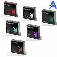 Полный набор (6 упаковок) презервативов Playboy №3