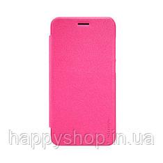 Чехол-книжка Nillkin для Meizu M5 (Pink)