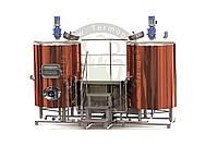 Пивоварня на 1000л