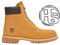 Женские ботинки на меху Timberland Classic Boots