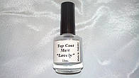 "Top Coat Матт 15мл ""LOVELY"""