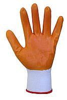 Перчатки синтетика (нейлоновые с нитриловым покрытием) Seven WN-1001 69253