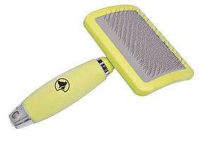 Croci C6067852 пуходерка GLAMGEL 10,5х17,8 см (силиконовая ручка с эффектом памяти)