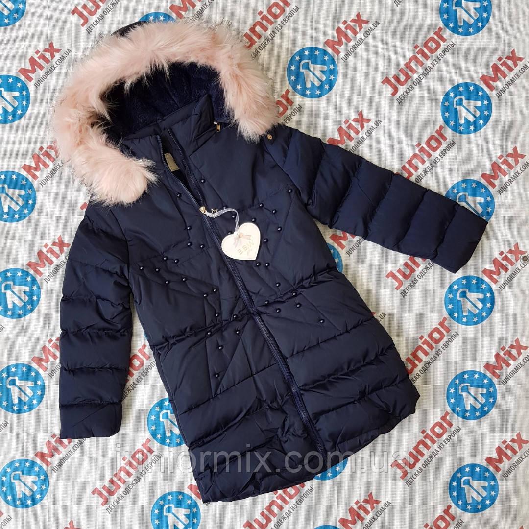 Зимняя детская куртка ддя девочек оптом BBW