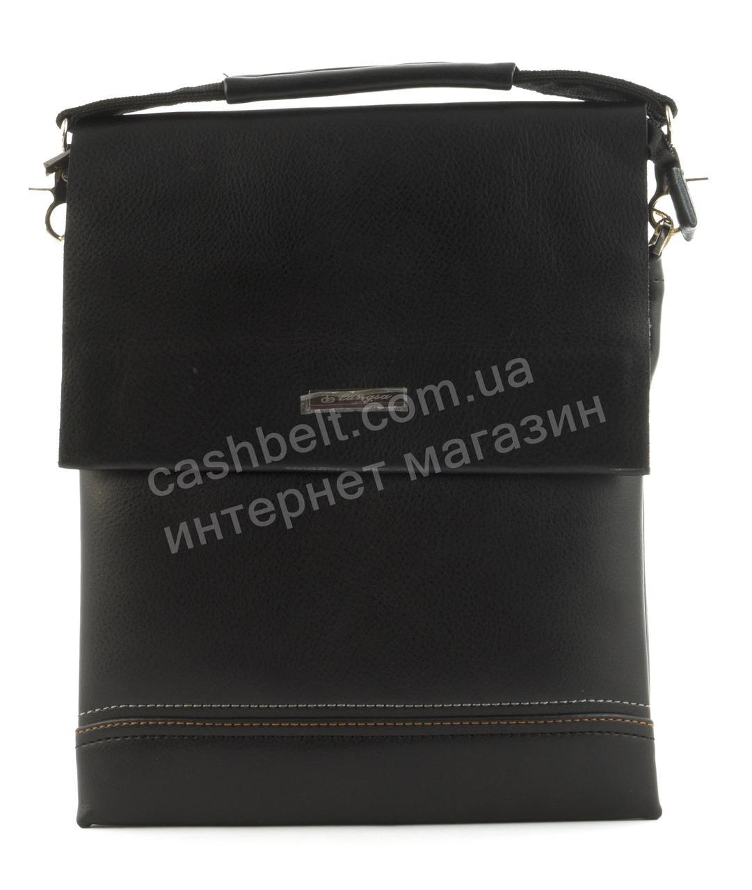 Удобная мужская сумка Langsa art. TP6759-3 черный