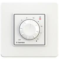 Терморегулятор для ик-панелей terneo rol белый