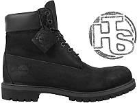 Женские ботинки Timberland Classic Boots Black