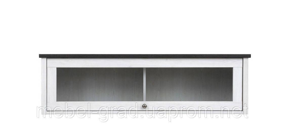 Полка - витрина SFW1W Порто / Porto BRW