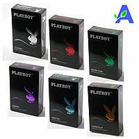 Полный набор (6 упаковок) презервативов Playboy №6