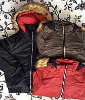 Курточка утепленная для мальчиков Nature оптом ,10/11-16/17 лет.