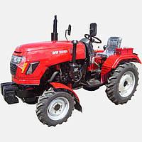 Трактор DW 244D (4х4, 24 л.с, ГУР, колеса 6.5-16/9.5-20)