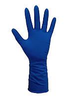 Перчатки латексные хозяйственные (Размер S) Seven 69272