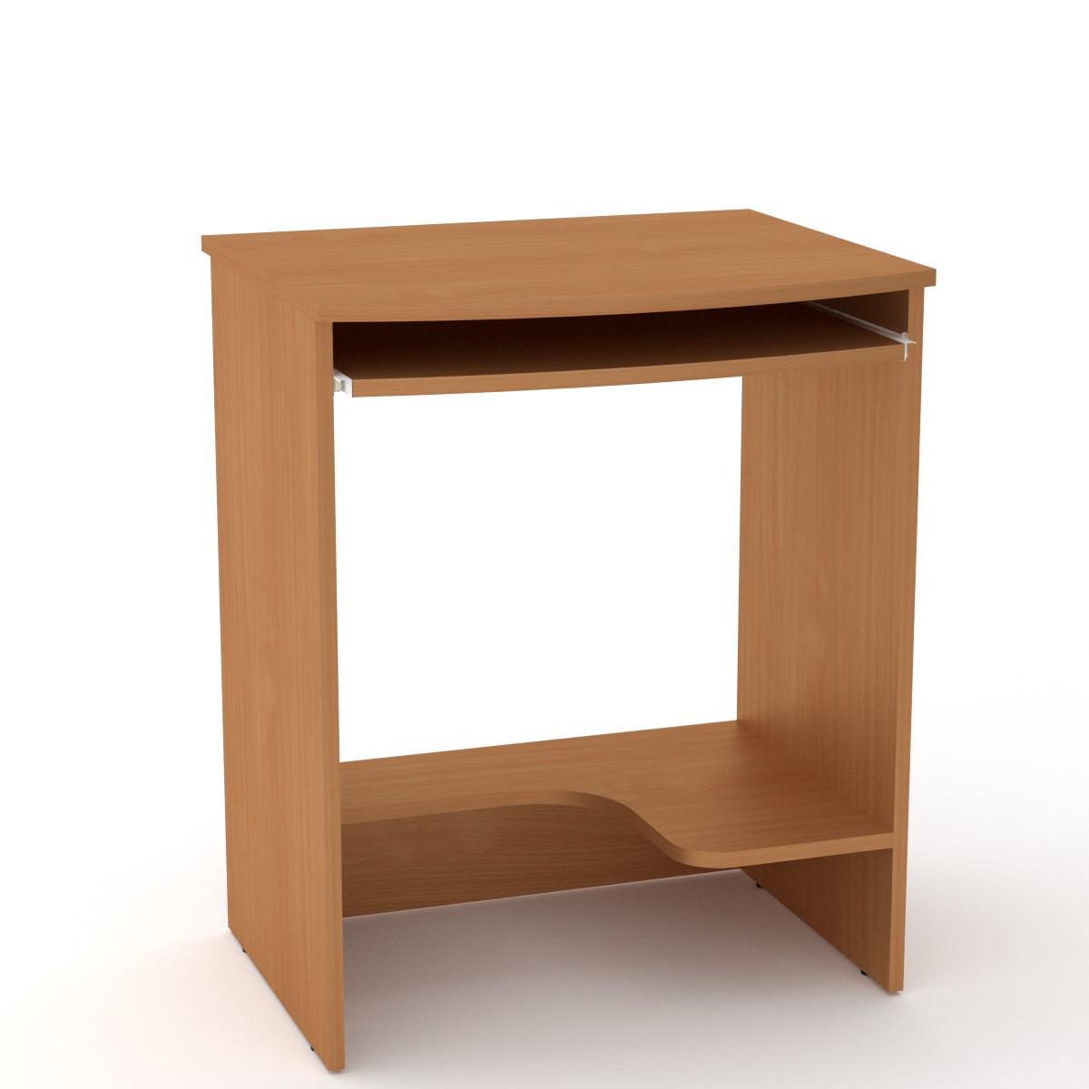 Стол компьютерный СКМ-13 бук Компанит (61х50х74 см)