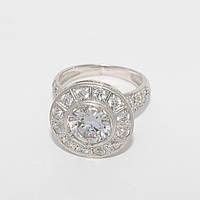 Серебряное кольцо 2112124