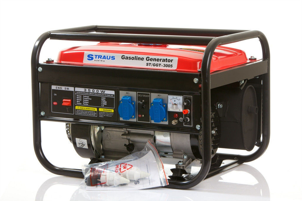 Бензиновый генератор германия 5 квт tl431 простой стабилизатор напряжения