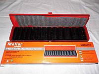 Набор головок ударных инструментов 11-32мм 14ед Muller Professional