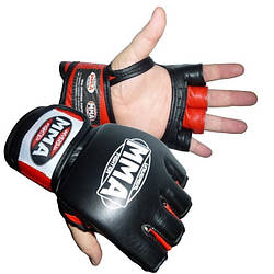 Беспалые перчатки ММА