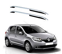 Рейлинги Renault Sandero 2013-2017 CROWN