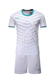 Футбольная форма Europaw 015 белая