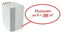 Тепловой насос грунт-вода Climaveneta  Prana BWR MTD2 16 кВт до 300 м.кв