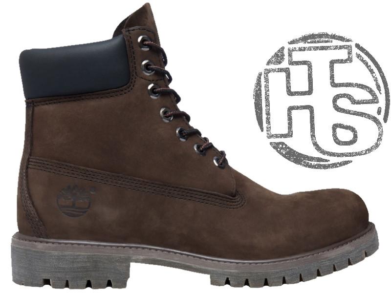 Мужские ботинки Timberland Classic Boots Brown - Интернет-магазин