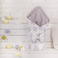 Конверт-одеяло на выписку, Тилли Милли