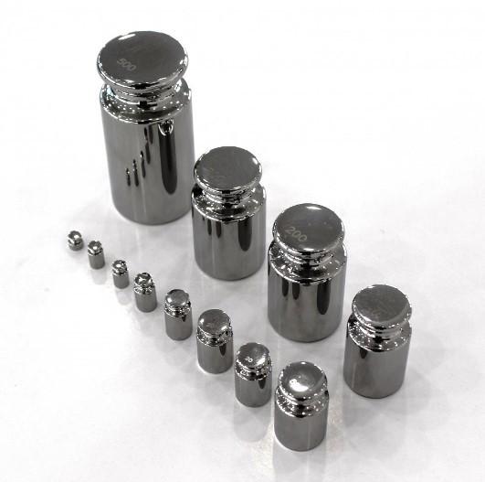 Гири калибровочные 1 г - 20 кг (E2, F1, F2, M1)