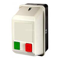 Магнитный пускатель e.industrial.ukq.12mb, 12 А 400 В/AC IP55, E.NEXT, i0100002