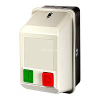 Магнитный пускатель e.industrial.ukq.18mb, 18 А 400 В/AC IP55, E.NEXT, i0100003
