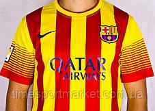 Футбольная форма Барселона Неймар 2013-2014 размер взрослая (Реплика), фото 3